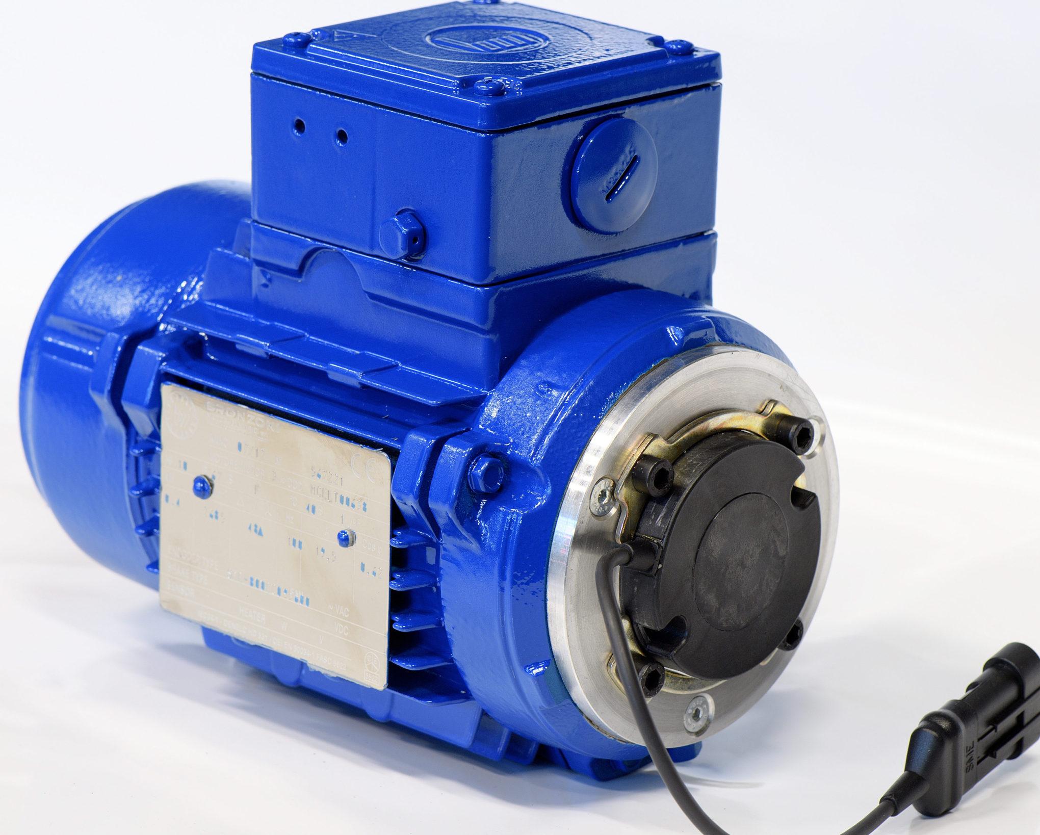 Motore encoder