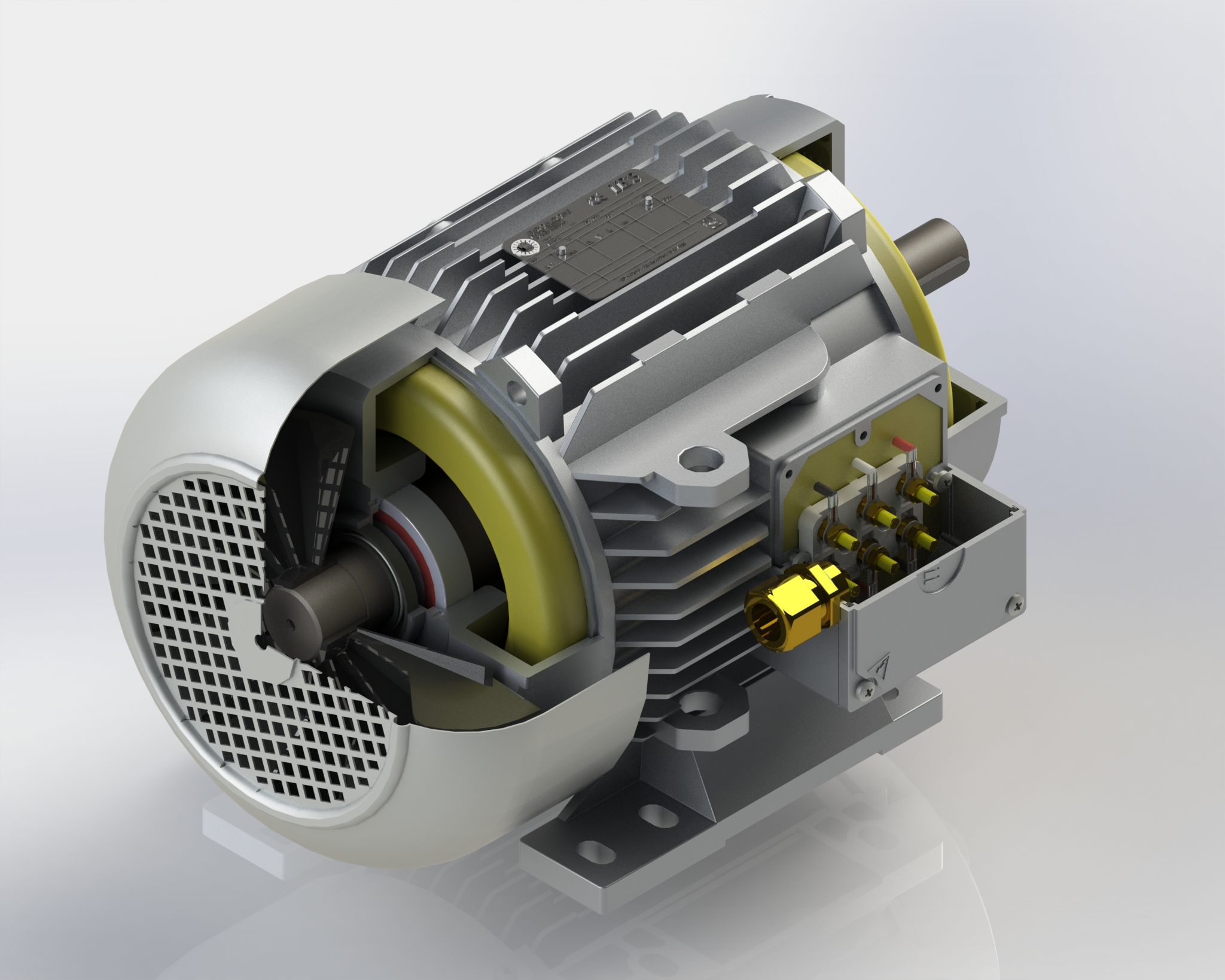 Motore IP 67